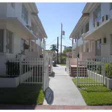 Rental info for Crespi Blvd & US 1