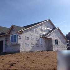 Rental info for Brand new 4 bedroom 3 bath one level with finished walkout lower level.