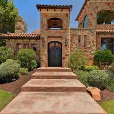 Rental info for Elegant Tuscan retreat located in The Preserve at River Place