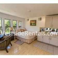 Rental info for Bright and Beautiful - Large Studio Home in Malibu