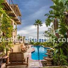 Rental info for Architectural Pool Home