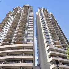 Rental info for International Plaza Apartments in the West Vancouver area