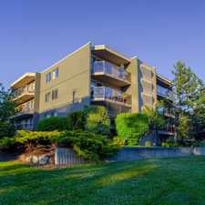 Rental info for Gorge Towers in the Esquimalt area