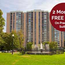 Rental info for Park Victoria Apartments