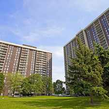 Rental info for Knightsbridge Kings Cross Apartments in the Brampton area