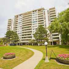 Rental info for Dixon Apartments in the Toronto area