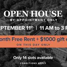 Rental info for Chatsworth Apartments in the Bridle Path-Sunnybrook-York Mills area
