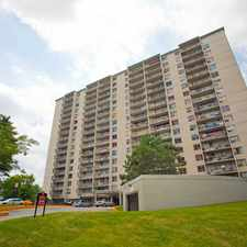Rental info for Markham Road Apartments- 215 in the Toronto area