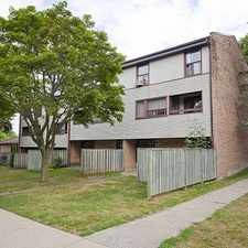 Rental info for Churchill Townhomes