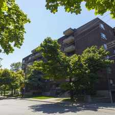 Rental info for Parc Royal Apartments
