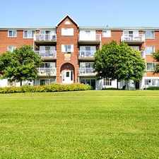 Rental info for Appartements le Domaine Lebourgneuf - 2 Bedroom Apartment for Rent in the Québec area