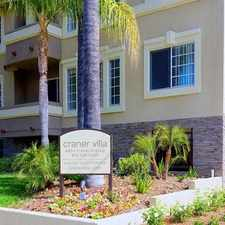 Rental info for 4824 Craner Ave in the Los Angeles area