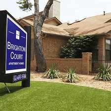 Rental info for Brighton Court in the 79701 area