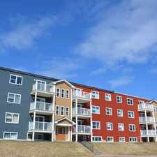 Rental info for Wyndwood Heights - 2 Bedrooms Apartment for Rent in the St. John's area