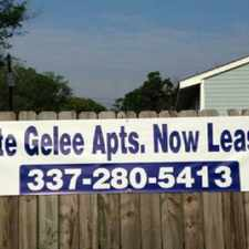 Rental info for Cote Gelee