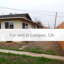 Rental info for Save Money with your new Home - Lompoc