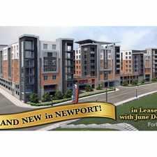 Rental info for Aqua on the Levee (Cincinnati Office)