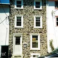 Rental info for 156 Grape Street in the Manayunk area
