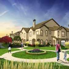 Rental info for Savannah West