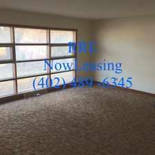 Rental info for 5201 West Hughes Street