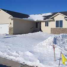 Rental info for Single Family Home Home in Sioux falls for For Sale By Owner