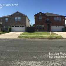 Rental info for 9726 Autumn Arch