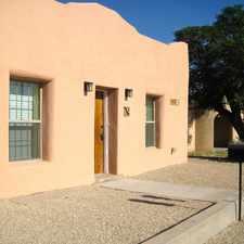 Rental info for N San Pedro St