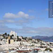 Rental info for 157 Varennes Street in the Telegraph Hill area