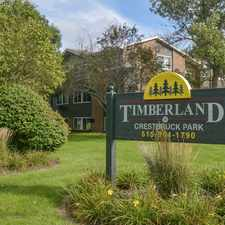 Rental info for Timberland at Crestbruck Park