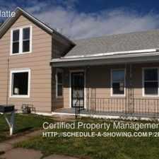 Rental info for 204 N Platte