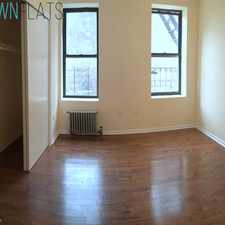 Rental info for 5th Avenue in the East Harlem area