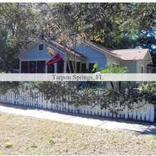 Rental info for Tarpon Springs - 2bd/2bth 1,169sqft House for rent. Washer/Dryer Hookups! in the Tarpon Springs area