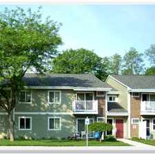 Rental info for Rental Apartment 210 South Elkhart Street White Pigeon