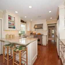 Rental info for Rumson - superb House nearby fine dining. Washer/Dryer Hookups!