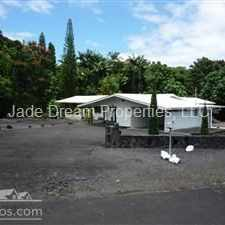 Rental info for 3 Bedroom Fully Furnished Home Near Hilo Medica...