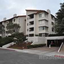 Rental info for FashionMission Valley Apartment in the Morena area