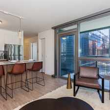 Rental info for N Orleans St & W Wolf Point Plaza in the Logan Square area