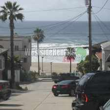 Rental info for BEAUTIFULLY REMODELED 1 BEDROOM, 1 BATH WSURF, SUN AND BEACH LIFE STYLE JUST STEPS TO THE SAND! in the El Segundo area