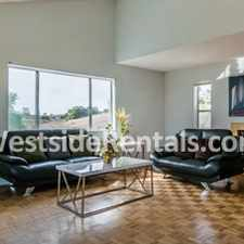 Rental info for BEAUTIFULLY FURNISHED AND SPACIOUS 3 BEDROOM, 2.5 BATHROOM HOME