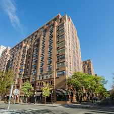 Rental info for Hoboken South Waterfront in the Jersey City area