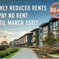 Rental info for The Flats at Big Tex