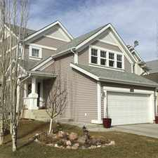 Rental info for Edmonton House for rent in the Rural South East area