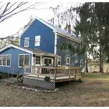 Rental info for Fully furnished peaceful home in Chesterfield.