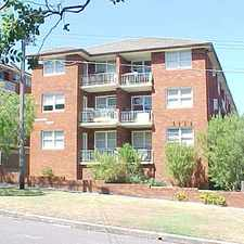 Rental info for NEAT ONE BEDROOM UNIT CLOSE TO UNSW. NEW PAINT in the Randwick area