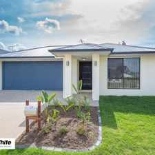 Rental info for BRAND NEW BUILD in the Brisbane area