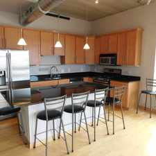 Rental info for 210 South Water Street