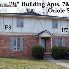 Rental info for Two Bedroom In Warren County