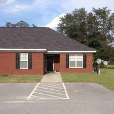 Rental info for this 3 bedroom/2 bath brick duplex is located in downtown Brooklet. Parking Available!