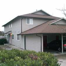 Rental info for North Medford Townhouse