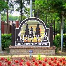 Rental info for Arbors on Chimney Rock Apartments